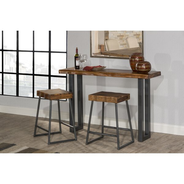 Linde 3 Piece Console Table Set By Union Rustic