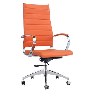 Review Moore Desk Chair by Latitude Run