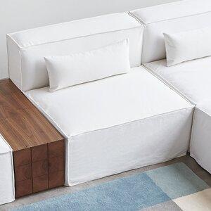 Mix Modular Box Cushion Sofa Slipcovers by Gus* Modern