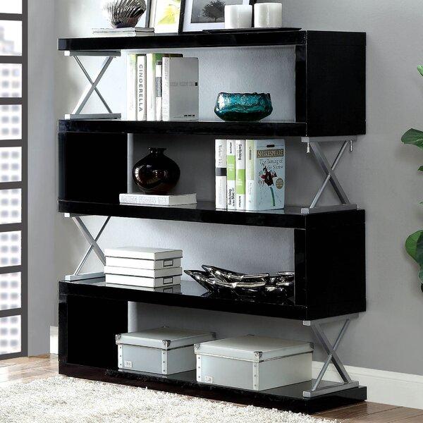 Telma 5 Shelf Standard Bookcase by Brayden Studio