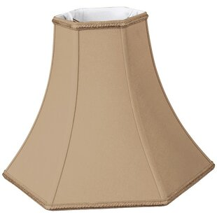 Purchase 8 Silk/Shantung Bell Lamp Shade By Alcott Hill