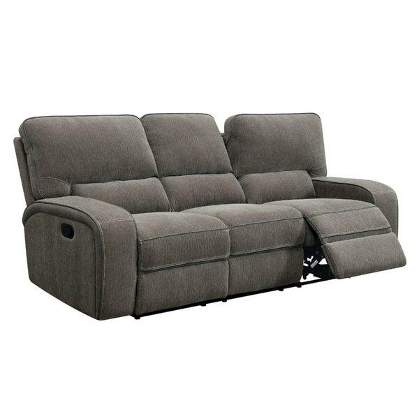 Ortez Three Seater Reclining Sofa by Red Barrel Studio