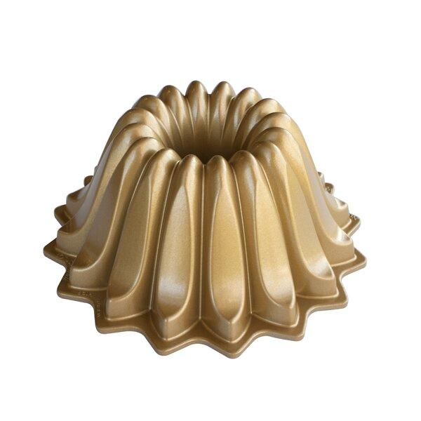 Non-Stick Round Lotus Bundt Cake Pan by Nordic Ware