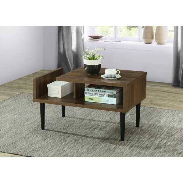 Minot Coffee Table With Storage By Wrought Studio