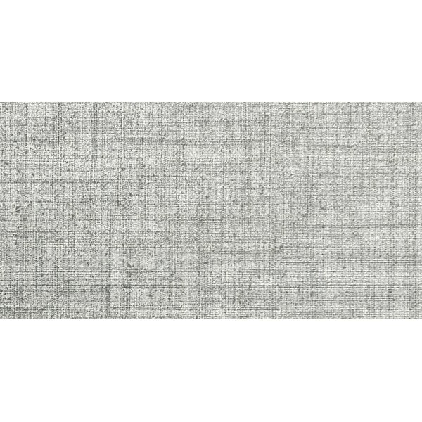 Canvas 12 x 24 Porcelain Fabric Look Tile in Tweed by Emser Tile