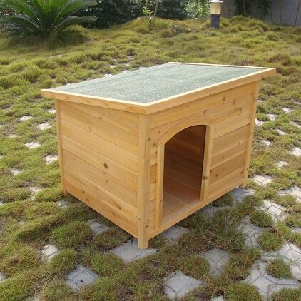 K-9 Kamp Dog House by Mid-America Outdoor Supply