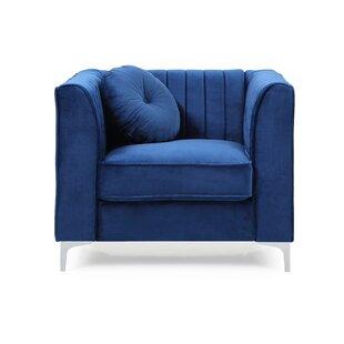 Adhafera Armchair by Mercer41 Accent Furniture