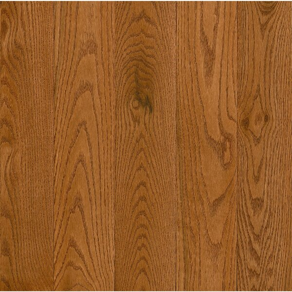 Prime Harvest 2-1/4 Solid Oak Hardwood Flooring in Gunstock by Armstrong Flooring