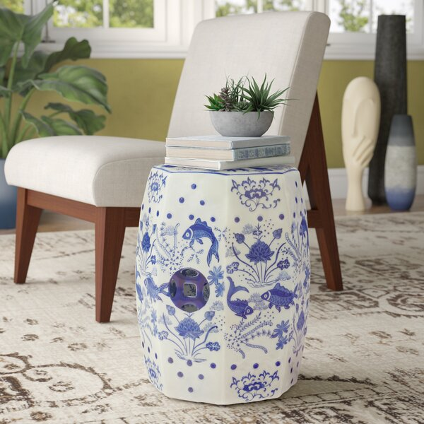 Downtown Cloud 9 Garden Stool by World Menagerie