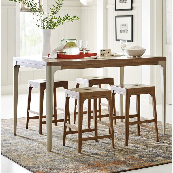 Hygge 5 Piece Pub Table Set by Rachael Ray Home