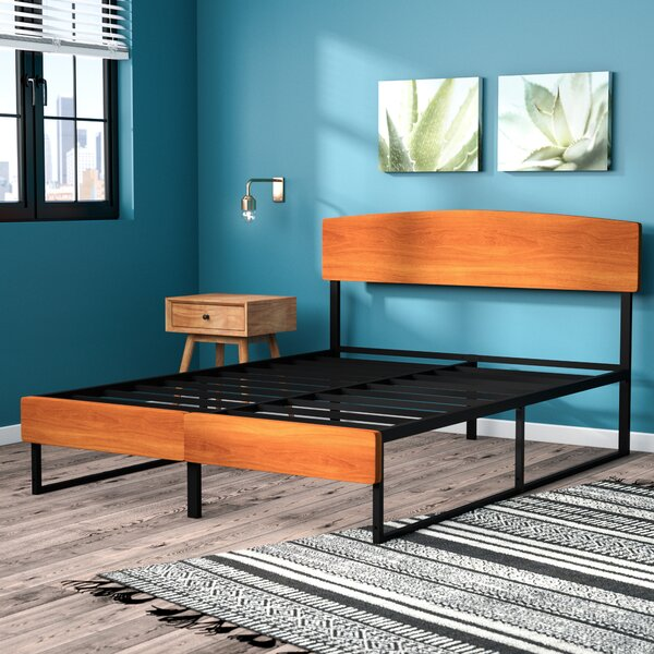 Platform Bed by Alwyn Home