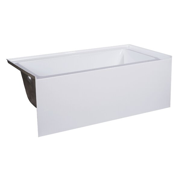 66 x 32 Soaking Bathtub by Fine Fixtures