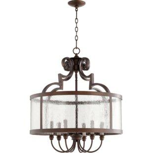 Shopping for Champlain 6-Light Chandelier By Quorum