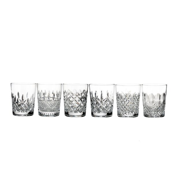 Lismore Connoisseur 6 Piece 14 oz. Crystal Cocktail Glass Set by Waterford