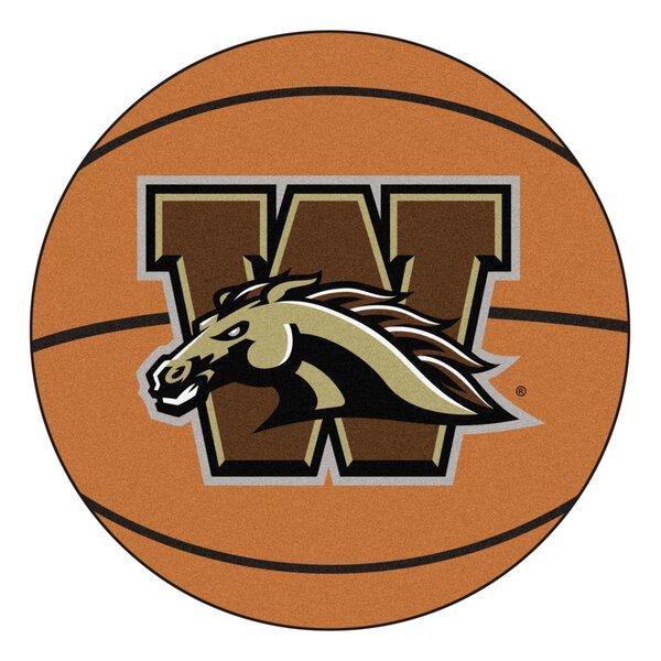 NCAA Western Michigan University Basketball Mat by FANMATS