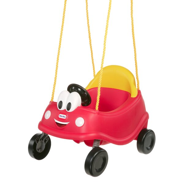 Cozy Coupe Swing by Little Tikes