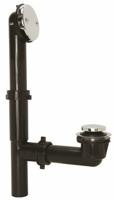 Toe Touch Waste and Overflow ABS Tubular by ProPlus