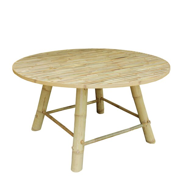 Petro Large Round Dining Table by Bayou Breeze