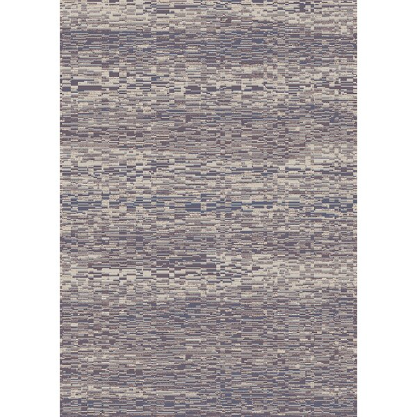 Palmview Moroccan Modern Taupe/Ivory Area Rug by Bungalow Rose