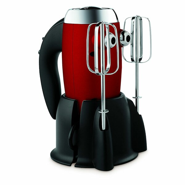 Heritage Candy Apple 6 Speed Hand Mixer by Bell + Howell