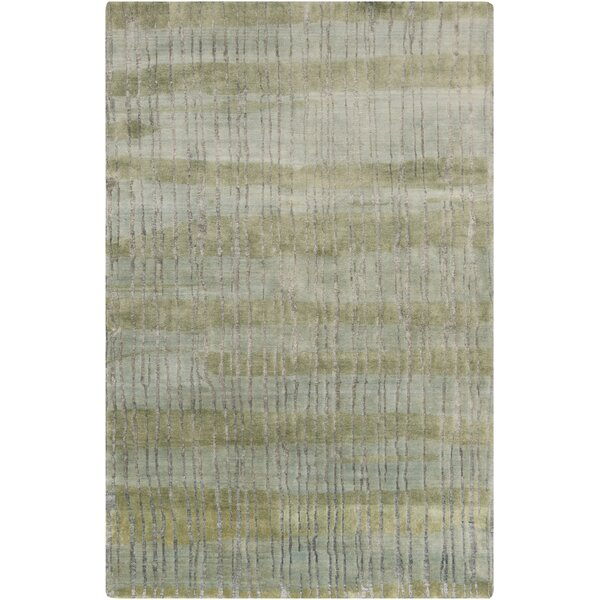 Luminous Moss/Light Gray Area Rug by Candice Olson Rugs