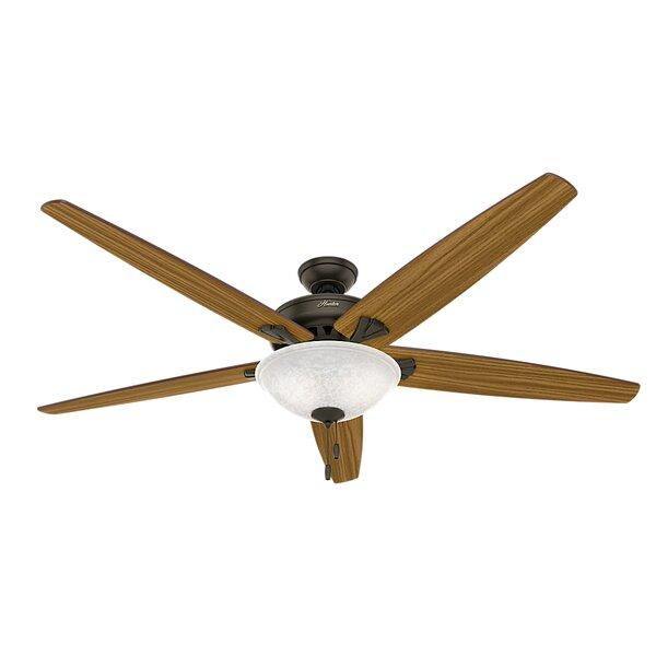 70 Stockbridge® 5-Blade Ceiling Fan by Hunter Fan
