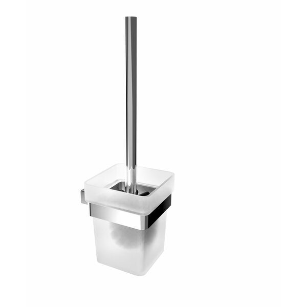 Speight Wall Mounted Toilet Brush and Holder by Orren EllisSpeight Wall Mounted Toilet Brush and Holder by Orren Ellis