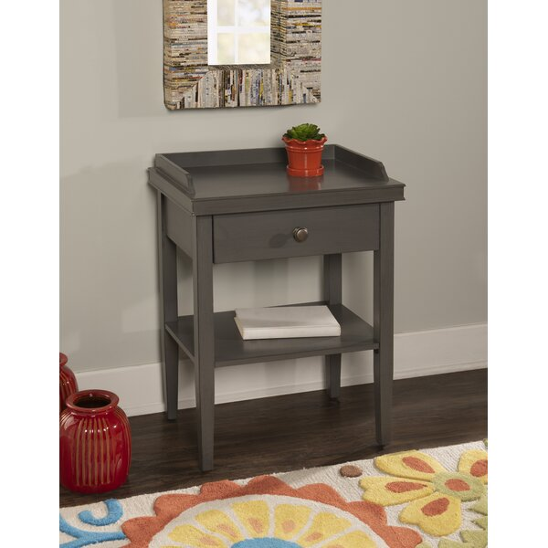 Botelho End Table With Storage By Canora Grey