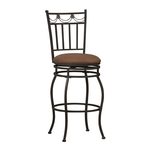Mariela 30 Swivel Bar Stool by Astoria Grand