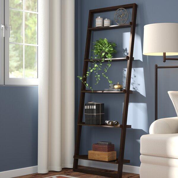 Glens Falls Ladder Bookcase By Alcott Hill Bargain