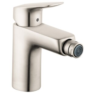 Logis Bidet Faucet with Drain Assembly ByHansgrohe