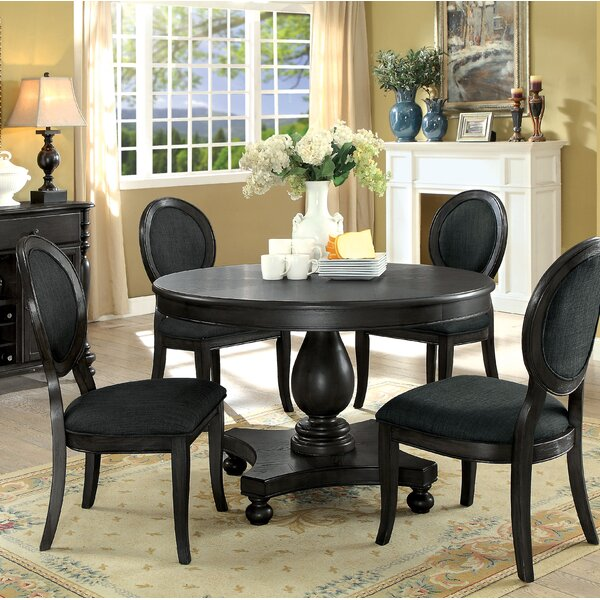 Bloomingdale 5 Piece Dining Set by One Allium Way