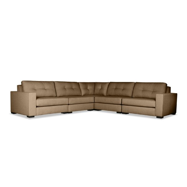 Brose Modular Sectional By Brayden Studio