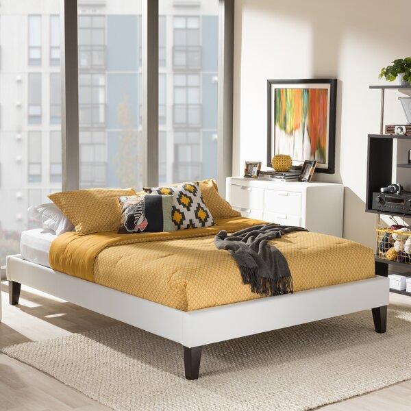 Crosby Upholstered Platform Bed by Winston Porter
