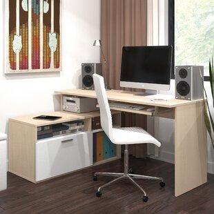 Modula L-Shape Computer Desk