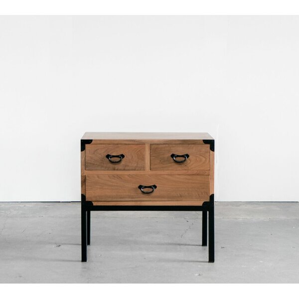 Review Harmond End Table