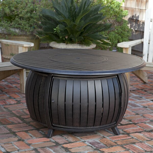 Aluminum Propane Fire Pit Table by Fire Sense