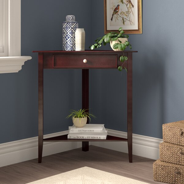 Dunlevy Corner Plant Stand by Three Posts