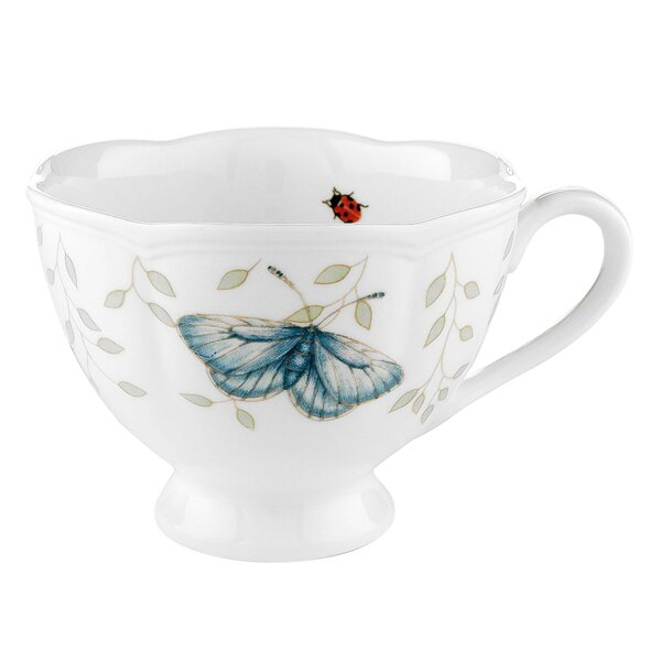 Butterfly Meadow Cup (Set of 4) by Lenox