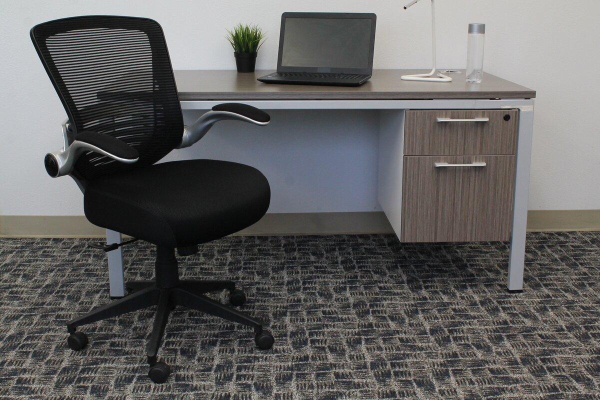 Symple Stuff Mid Back Mesh Desk Chair Amp Reviews Wayfair Ca