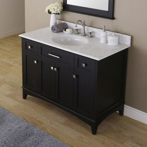 Paton 48 Single Bathroom Vanity Set by dCOR design