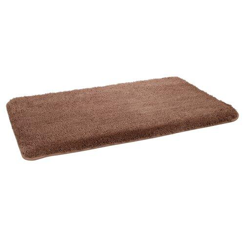 Badematte Wayfair Basics Farbe: Braun| Größe: 120 cm B x 70 cm T | Bad > Badgarnituren | Wayfair Basics