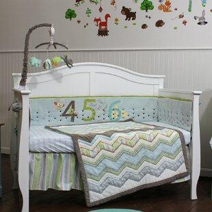 Searching for Zig Zag 4 Piece Crib Bedding Set ByNurture Imagination
