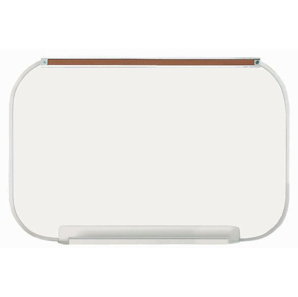 All Purpose Professional Wall Mounted Whiteboard by AARCO