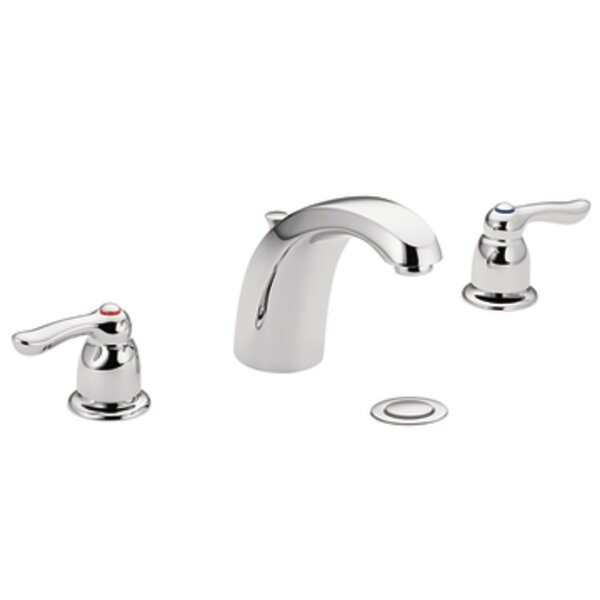 M-Bition Widespread Bathroom Faucet by Moen