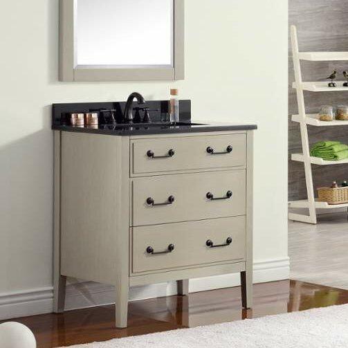 Tharp 31 Single Modern Bathroom Vanity Set by August Grove
