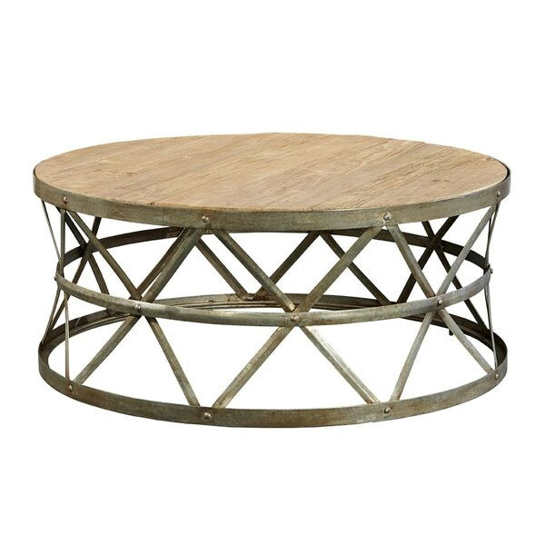 Ringling Coffee Table by Furniture Classics Furniture Classics