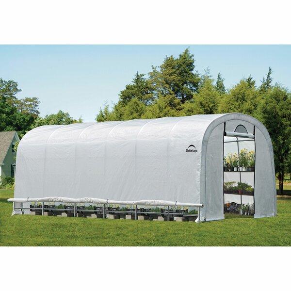 GrowIT 12 Ft. W x 24 Ft. D Greenhouse by ShelterLogic