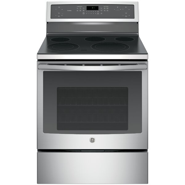 30 Free-Standing Electric Range by GE Profile™