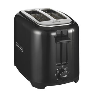 2-Slice Durable Toaster